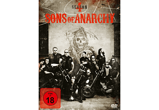 Sons Of Anarchy - Staffel 4 [DVD]