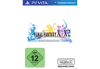 Final Fantasy X/X-2 HD Remaster [PlayStation Vita]