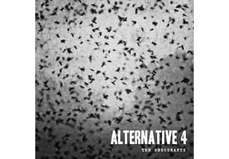 Alternative 4 - The Obscurants (Ltd.Buch Edition Inkl.Bonus Cd) - (CD + Buch)