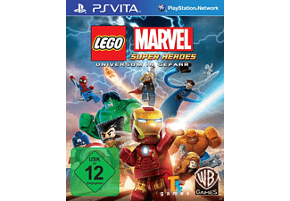 Lego Marvel Super Heroes - Universum in Gefahr - PlayStation Vita