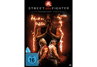 Street Fighter - Assassin's Fist - (DVD)