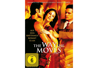 The Way She Moves [DVD]