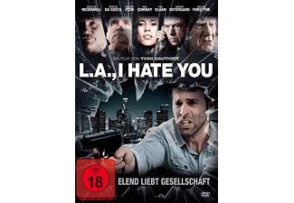L.A. - I Hate You [DVD]