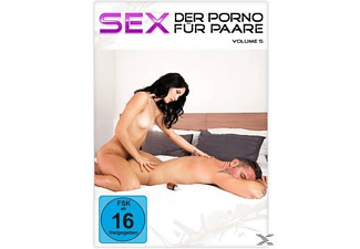 Sex - Der Porno für Paare, Volume 5: Erotik-Massagen [DVD]