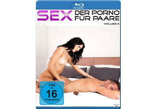 Sex - Der Porno für Paare, Volume 5: Erotik-Massagen [Blu-ray]