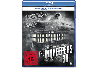 The Innkeepers [3D Blu-ray]