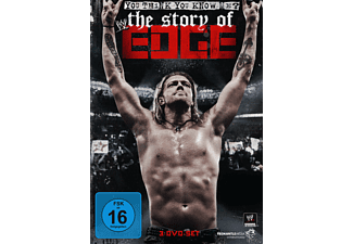 WWE - You Think You Know Me? The Story of Edge - (DVD)
