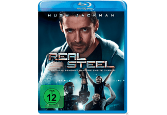 Real Steel Action Blu-ray