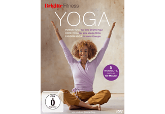 Brigitte - Yoga - Power-Yoga, Core-Yoga, Faszien-Yoga [DVD]