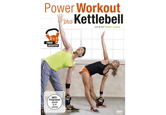 Power Workout plus Kettlebell - der 2-in-1 Figur-Booster [DVD]