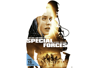 SPECIAL FORCES - (DVD)