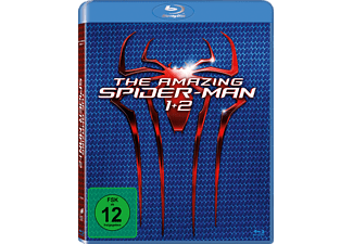 The Amazing Spider-Man , The Amazing Spider-Man 2: Rise of Electro - (Blu-ray)
