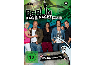 Berlin Tag & Nacht - Staffel 9 [DVD]
