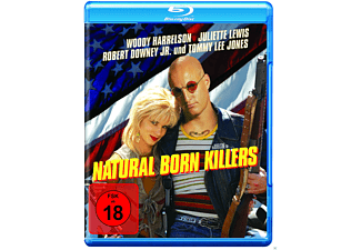 Natural Born Killers - (Blu-ray)