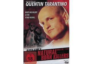 NATURAL BORN KILLERS (DIRECTORS CUT) - (DVD)