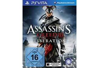 Assassin's Creed 3: Liberation - PlayStation Vita