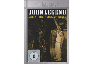 John Legend - LIVE AT THE HOUSE OF BLUES - (DVD)