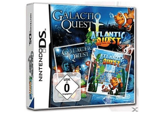 Atlantic Quest + Galactic Quest - Nintendo DS