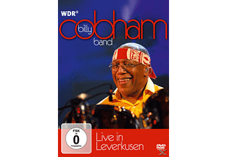 Billy Band Cobham - Live In Leverkusen - (DVD)