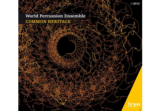 World Percussion Ensemble - Common Heritage - (CD)