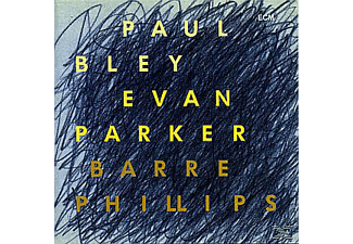 Evan Parker - Time Will Tell [CD]