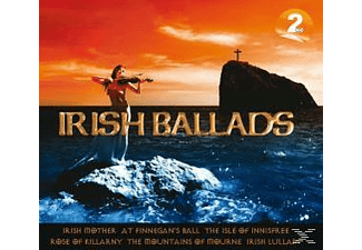 VARIOUS - Irish Ballads - (CD)