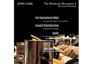 Third Coast Percussion - The Works For Percussion 2 [CD]