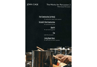 Third Coast Percussion - The Works For Percussion 2 - (DVD-Audio Album)