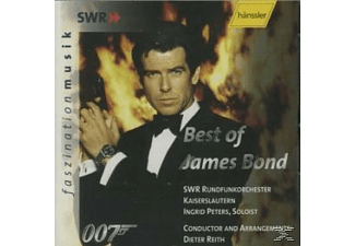 Swr Rfo Kaiserslautern - Best Of James Bond - (CD)