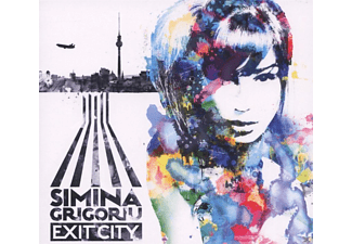 Simina Grigoriu - Exit City - (CD)