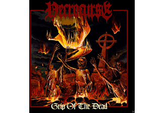 Necrocurse - Grip Of The Dead - (CD)
