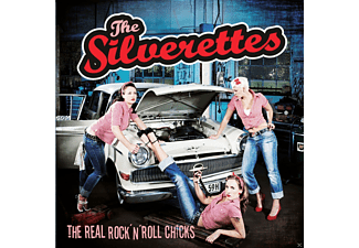 The Silverettes - The Real Rock'n'roll Chicks - (CD)