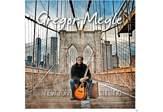 Gregor Meyle - New York-Stintino - (CD)