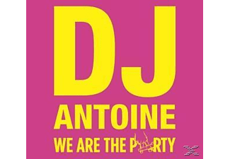 Dj Antoine - We Are The Party [CD]