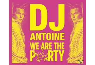 Dj Antoine - We Are The Party (Deluxe Box) [CD]
