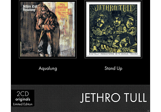 Jethro Tull - Aqualung / Stand Up - (CD)