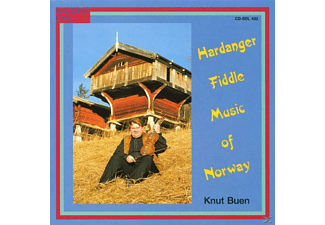 Knut Buen - Hardanger Fiddle Music of Norway - (CD)
