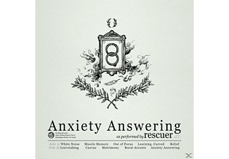 Rescuer - Anxiety Answering (180 Gr.Black Vinyl) [Vinyl]