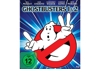 Ghostbusters I & II - (Blu-ray)