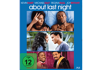 About Last Night - (Blu-ray)