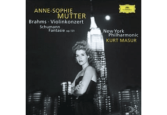 VARIOUS, Anne-sophie/masur/nypo Mutter - Violinkonzert D-Dur [CD]