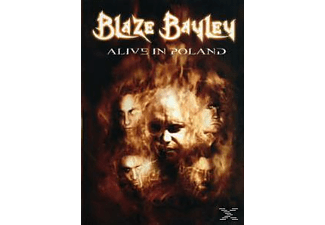Blaze Bayley - Alive In Poland - (DVD)