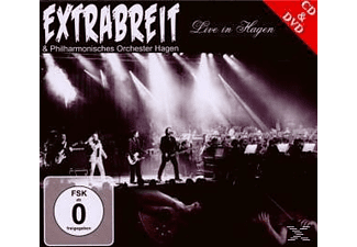 Extrabreit & Philharmonisches Orchester Hagen - Live In Hagen [CD EXTRA/Enhanced]