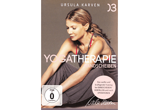 ursula karven yogatherapie 03 dvd dokus reise sportfilme dvd mediamarkt. Black Bedroom Furniture Sets. Home Design Ideas