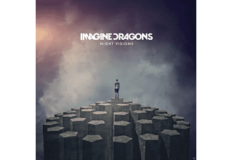 Imagine Dragons - Night Visions (Deluxe Edition) - (CD)