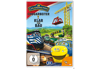 Chuggington - Volume 23 [DVD]