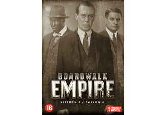 Boardwalk Empire - Seizoen 4 | DVD