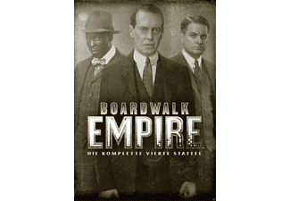 Boardwalk Empire - Staffel 4 - (DVD)