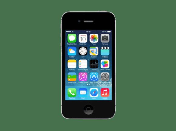 apple iphone 4s 16 gb schwarz telekom apple iphone. Black Bedroom Furniture Sets. Home Design Ideas