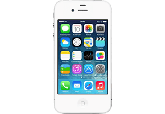 APPLE MD239D/A iPhone 4s 16 GB Weiß